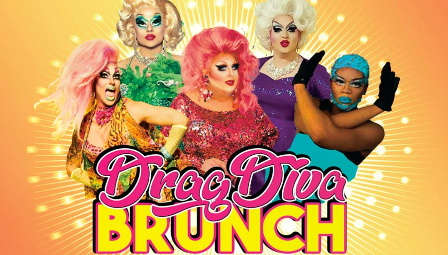 Drag Diva Brunch Philly