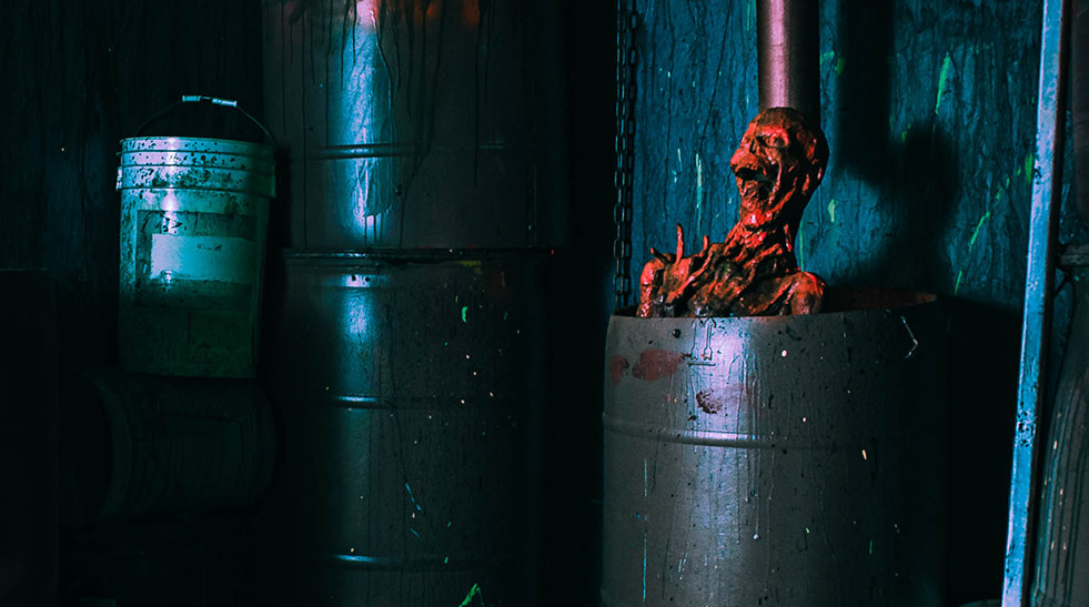 Fright Factory Halloween Events