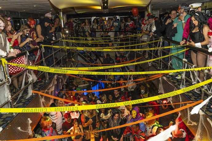 Halloween Bar Crawls Philadelphia
