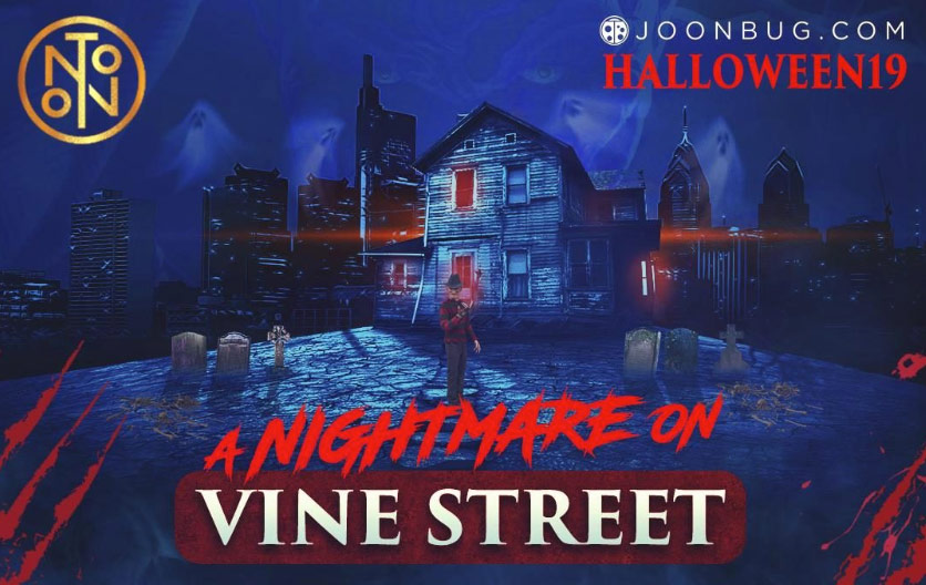 NOTO Halloween Events