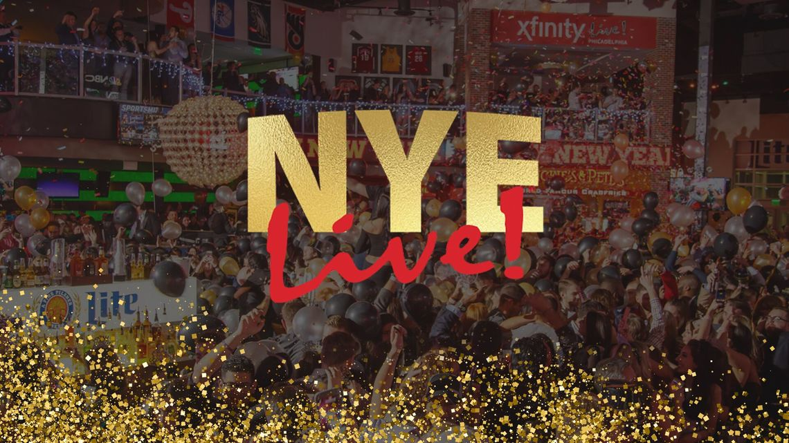 NYE Live! 2020 Philadelphia